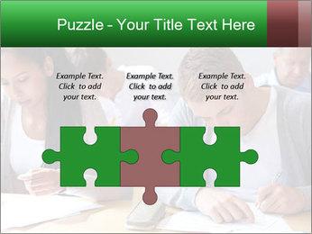 Assessment center PowerPoint Template - Slide 42