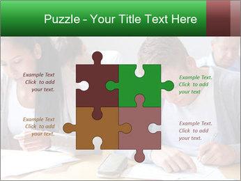 Assessment center PowerPoint Template - Slide 43