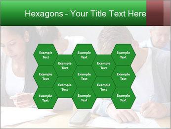 Assessment center PowerPoint Template - Slide 44