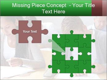 Assessment center PowerPoint Template - Slide 45