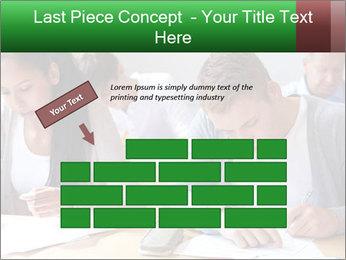 Assessment center PowerPoint Template - Slide 46