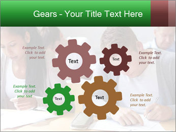 Assessment center PowerPoint Template - Slide 47