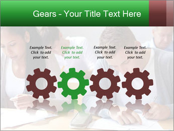 Assessment center PowerPoint Template - Slide 48