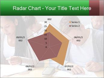 Assessment center PowerPoint Template - Slide 51