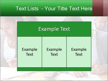 Assessment center PowerPoint Template - Slide 59