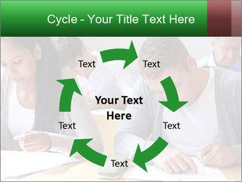 Assessment center PowerPoint Template - Slide 62
