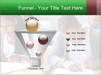 Assessment center PowerPoint Template - Slide 63