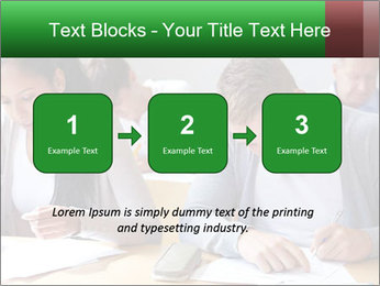 Assessment center PowerPoint Template - Slide 71