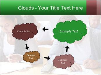Assessment center PowerPoint Template - Slide 72