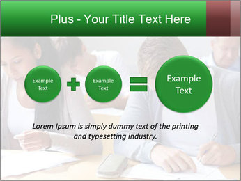 Assessment center PowerPoint Template - Slide 75