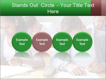 Assessment center PowerPoint Template - Slide 76