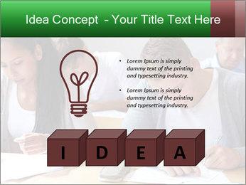 Assessment center PowerPoint Template - Slide 80