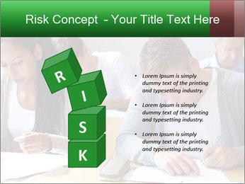 Assessment center PowerPoint Template - Slide 81
