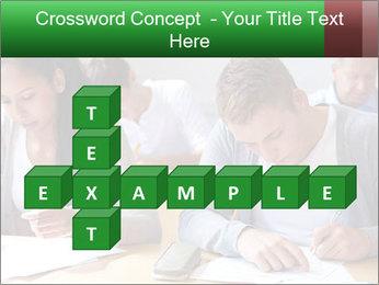 Assessment center PowerPoint Template - Slide 82