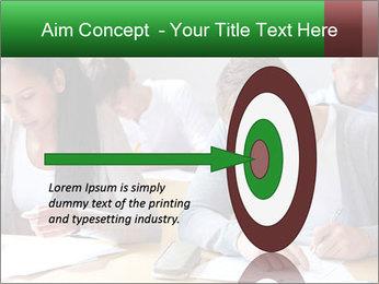 Assessment center PowerPoint Template - Slide 83