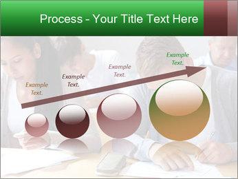 Assessment center PowerPoint Template - Slide 87