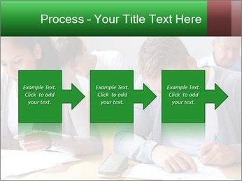 Assessment center PowerPoint Template - Slide 88
