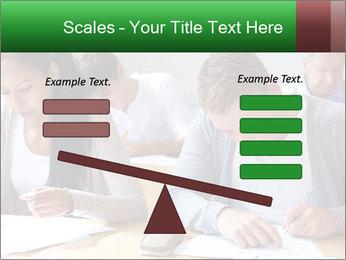 Assessment center PowerPoint Template - Slide 89