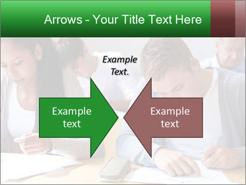Assessment center PowerPoint Template - Slide 90