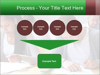 Assessment center PowerPoint Template - Slide 93