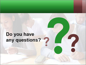 Assessment center PowerPoint Template - Slide 96