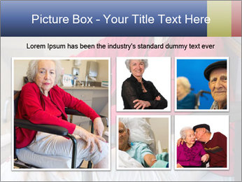 Woman waiting for her doctor PowerPoint Template - Slide 19