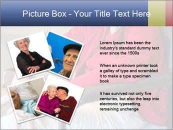 Woman waiting for her doctor PowerPoint Template - Slide 23