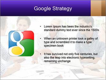 Business meeting PowerPoint Template - Slide 10