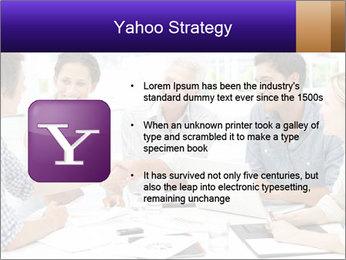 Business meeting PowerPoint Template - Slide 11