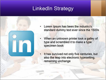 Business meeting PowerPoint Template - Slide 12