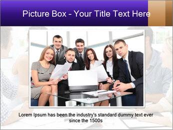 Business meeting PowerPoint Template - Slide 15