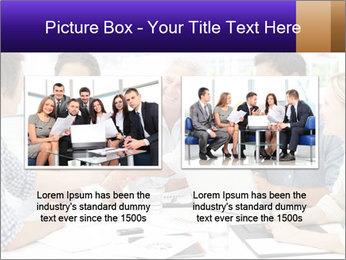 Business meeting PowerPoint Template - Slide 18