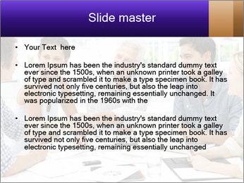 Business meeting PowerPoint Template - Slide 2