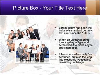 Business meeting PowerPoint Template - Slide 20