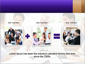Business meeting PowerPoint Template - Slide 22