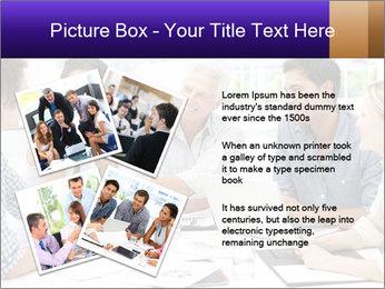 Business meeting PowerPoint Template - Slide 23