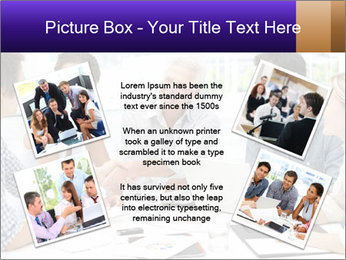 Business meeting PowerPoint Template - Slide 24