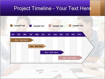 Business meeting PowerPoint Template - Slide 25