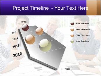 Business meeting PowerPoint Template - Slide 26