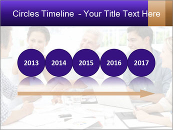 Business meeting PowerPoint Template - Slide 29