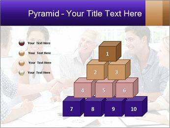 Business meeting PowerPoint Template - Slide 31