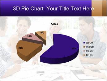 Business meeting PowerPoint Template - Slide 35