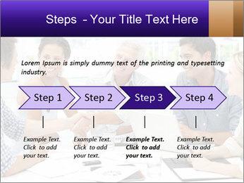 Business meeting PowerPoint Template - Slide 4