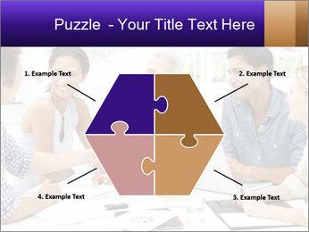 Business meeting PowerPoint Template - Slide 40