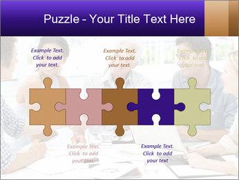 Business meeting PowerPoint Template - Slide 41