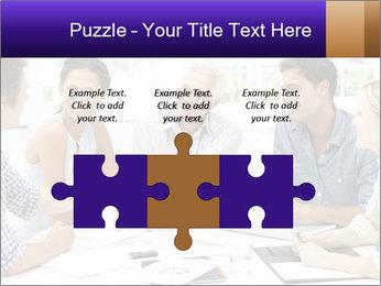Business meeting PowerPoint Template - Slide 42