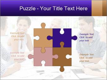 Business meeting PowerPoint Template - Slide 43