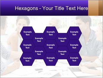 Business meeting PowerPoint Templates - Slide 44