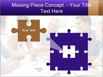 Business meeting PowerPoint Template - Slide 45