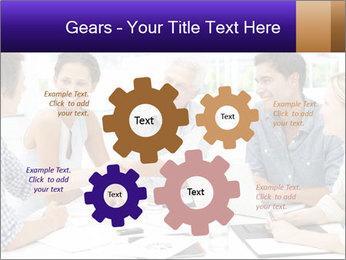 Business meeting PowerPoint Template - Slide 47
